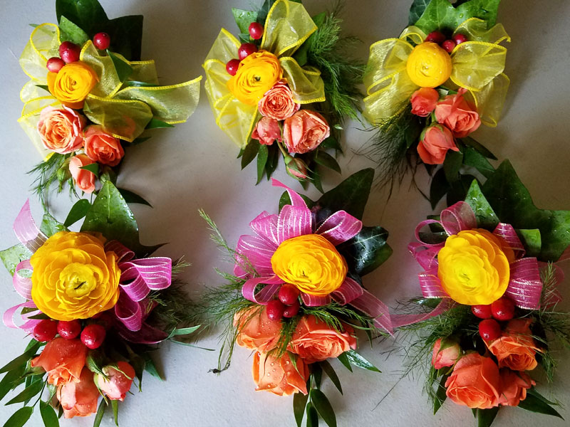 Boutonnieres- Wedding Flowers